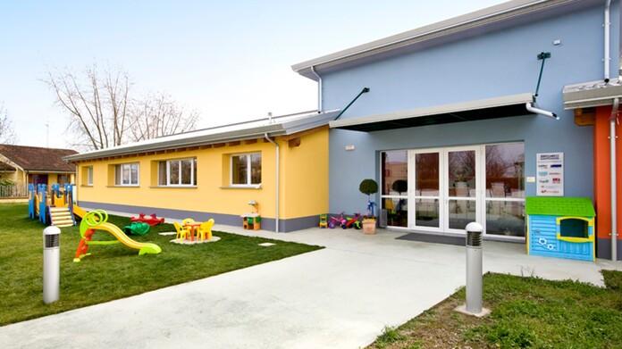 Scuola dell'infanzia a Viadana