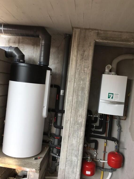 Riqualificazione energetica con sistema ibrido Foligno