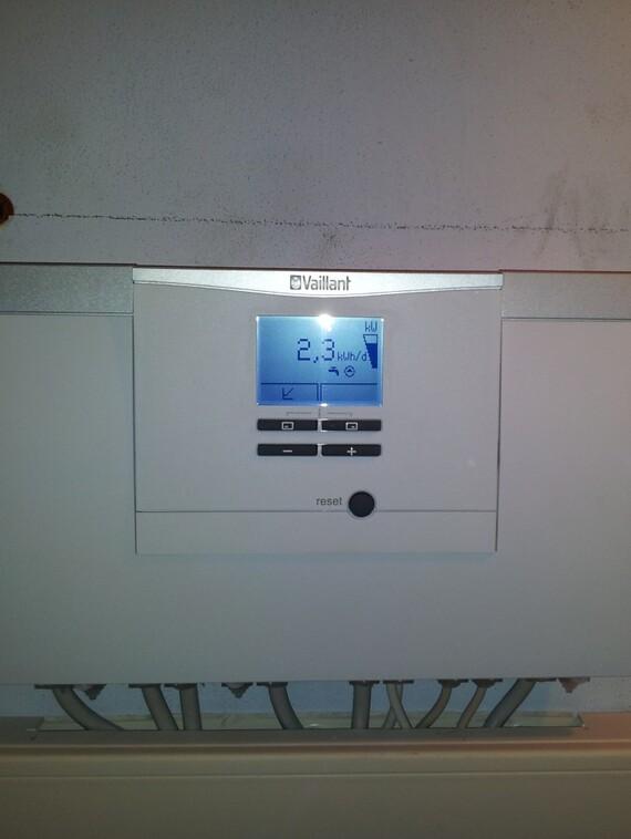 sistema monoenergetico aroTHERM a Trevi