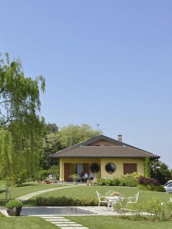 impianto solare Vaillant a Triuggio