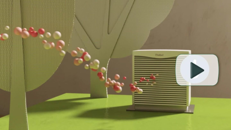 Come funziona una pompa di calore vaillant