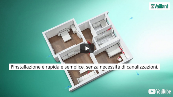 video ventilazione Vaillant