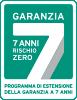 Questo prodotto rientra nel programma Estensione Garanzia 7.