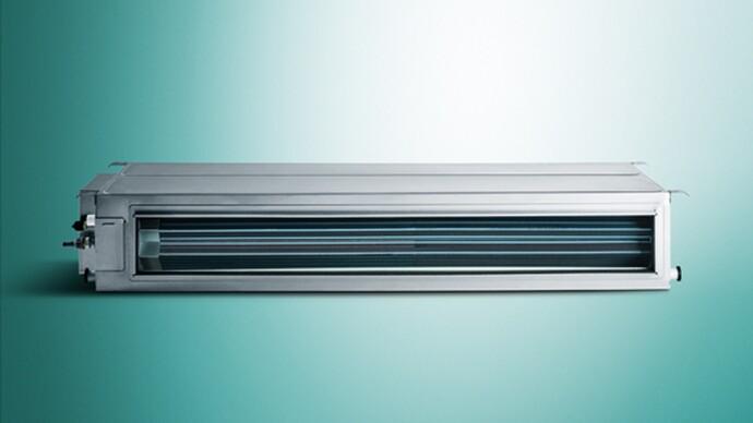 Climatizzatore canalizzabile climaVAIR - Per il professionista
