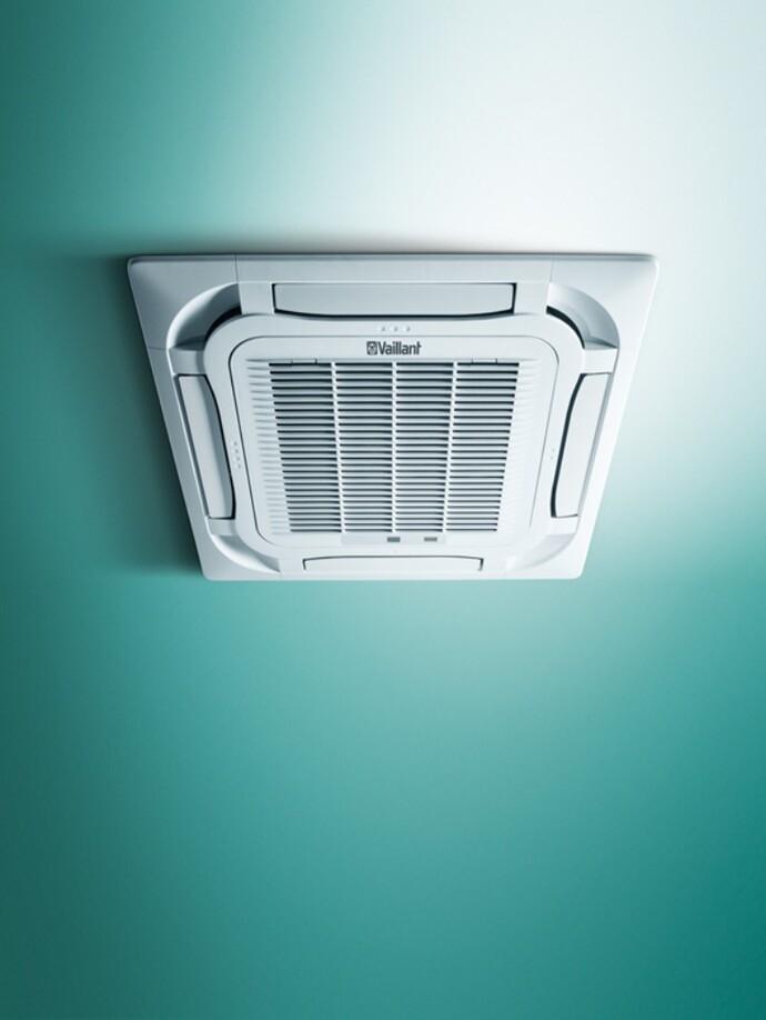 Climatizzatore a cassetta climaVAIR - Per il professionista