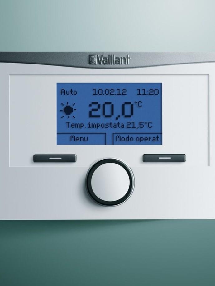 Centralina climatica calorMATIC 450 e 450 f