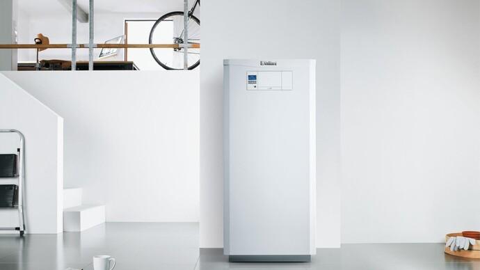 Caldaia basamento a condensazione ecoVIT VKK