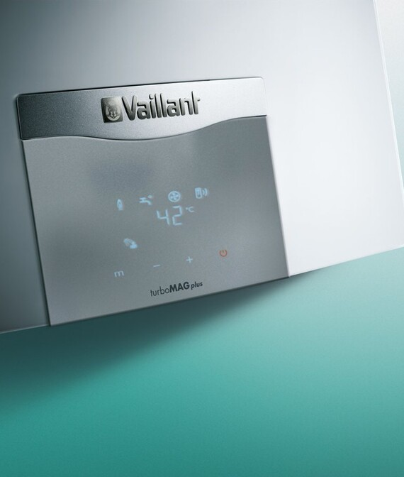 turboMAG plus Vaillant