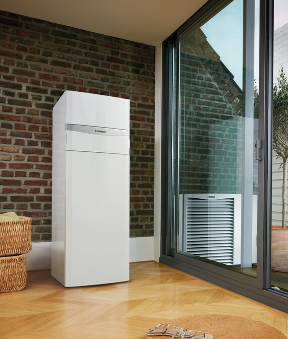 aroTHERM + uniTOWER Vaillant
