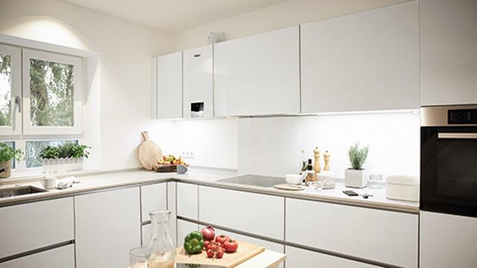 nuova ecoTEC plus in cucina