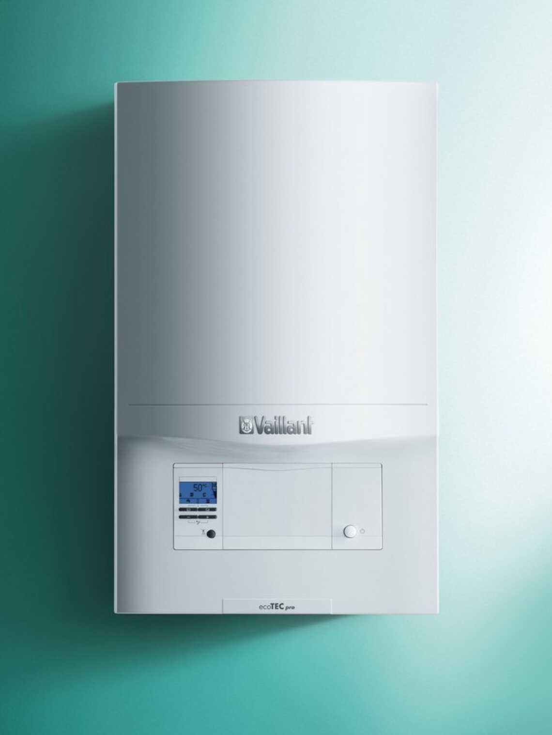 Caldaia a condensazione ecotec pro vaillant for Caldaia da interno