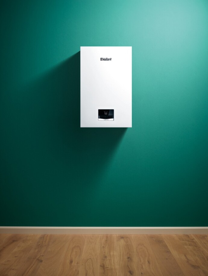 Caldaia murale a condensazione ecoTEC intro