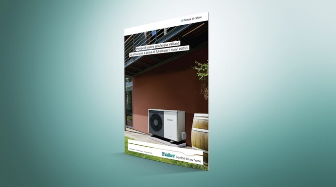 Brochure e listino prezzi pompe di calore Vaillant