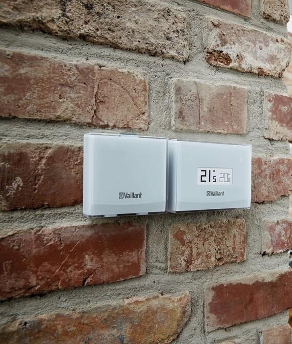 termostato wi-fi vaillant